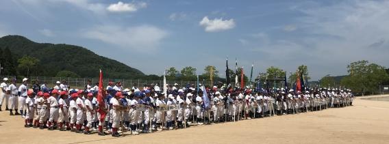 第40回西京都会長杯争奪少年野球大会